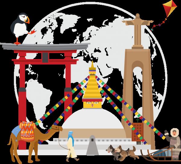 Kronisk rejsefeber – Fortællinger fra De Berejstes Klub. Bind 1 Mod på at rejse